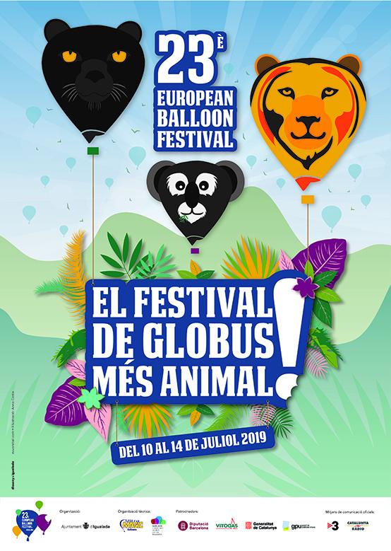 Vitogas reafirma su compromiso con el European Balloon Festival de Igualada